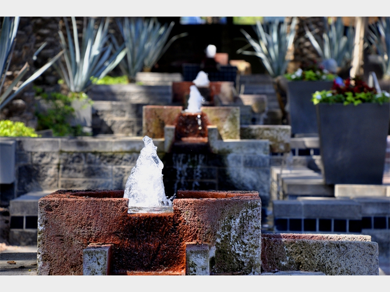 1Hyatt Gainey Ranch fountains
