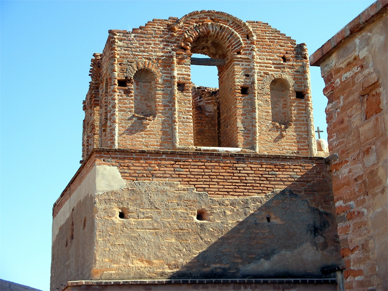 Bell Tower at Tumacacori
