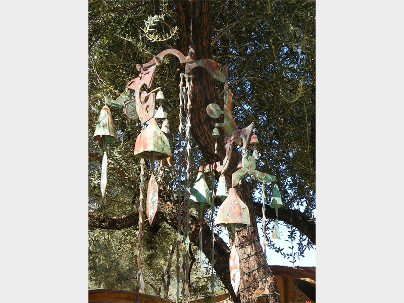 Bronze Wind Bells